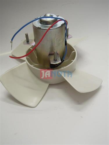 Motorek topení 24V KAROSA s ventilátorem