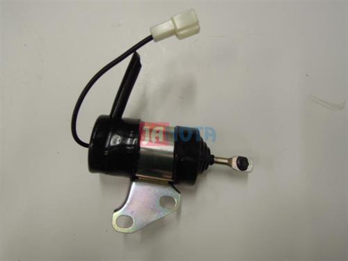 Spínač - cívka vypínaní paliva, stop ventil KUBOTA 16851-60014, 052600-4530, 052600-4531, 052600-453