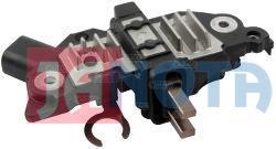 Regulátor na alternátor 0124525086, 0124425040, 0124525174, 330088, 14V