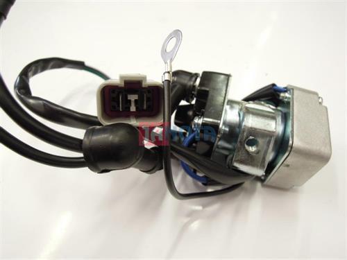 Bezpečnostní pomocný spínač startéru 24V 0-23000-6533, 0-23000-6530, 0-23000-6981, 0-23000-7022, 0-23000-6612