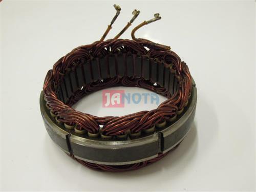 Stator alternátoru D8FZ10336A, E8FZ10336A, GC394, 2G series, 136609, 12V/80A