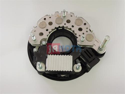 Regulátor a diodový blok na alternátor KIA, Hyundai, 02131-9310, 37300-27011, 37300-27030, 14V