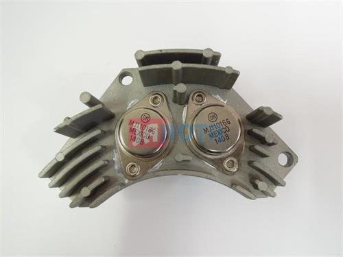 Odpor topení řídící jednotka Citroen, Peugeot 644178, 698032