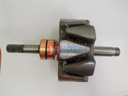 Rotor alternátoru LR170-402E, LR170-420, LR170-421, LR170-427, LR170-424, LR170-417E, LR170-404B, 135503