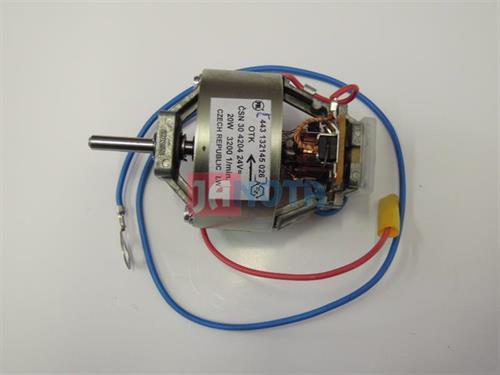 Motorek topení KAROSA 24V 3200 ot. / 1 min. 443132145026