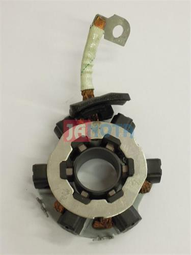 Uhlíky a držák na starter 0001145001, 0001145002, 1004336681, 12V