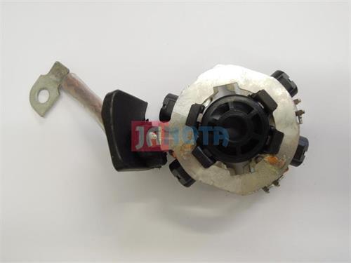 Držák uhlíků startéru 0001153013, 0001153019, 1004337146, 12V/1,7KW, Volkswagen Amarok