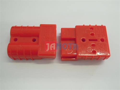 Bateriový konektor - sada, zástrčka - zásuvka, Max 50A a 600V