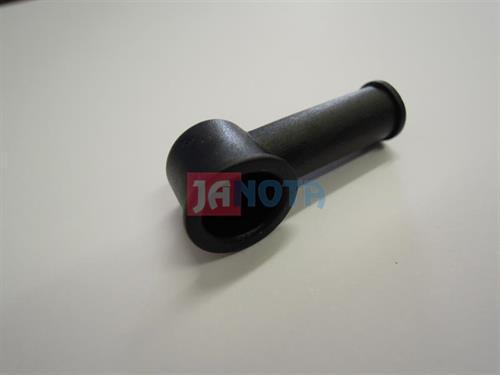 Gumová krytka průchodka na kabelové oko pr. 10,5 mm
