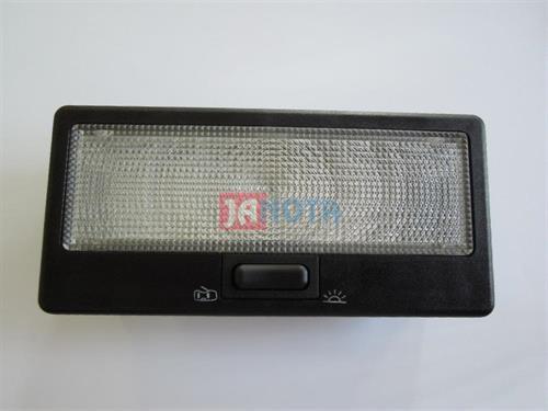Vnitřní světlo osvětlení 12V - 24V hranaté, 357947105Y20, Škoda Octavia