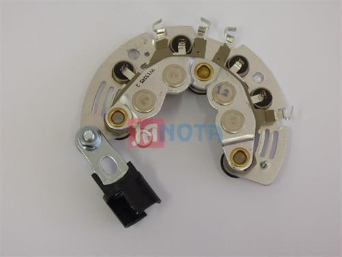Diodový blok alternátoru 1S7T10300BA, 1S7T10300BD, Ford Mondeo, Jaguár, 14V