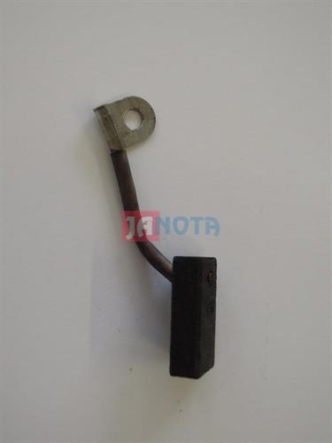 Uhlík dynama ZETOR 25, 6,5x16x24 mm, 12V