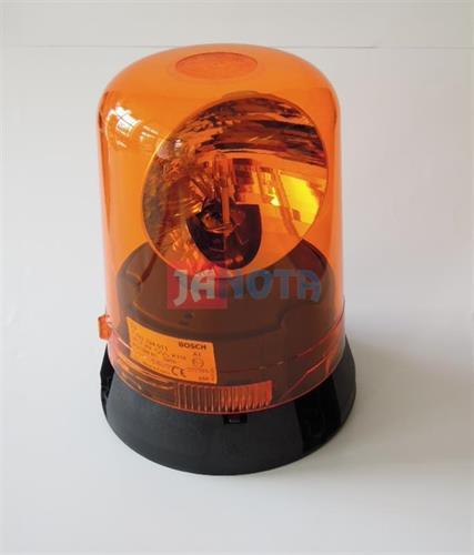 Maják oranžový pevný BOSCH, žárovka 24V / 70W H1
