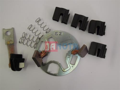 Držák uhlíků startéru 0001263019, CASE, Iveco, New Holland, 24V