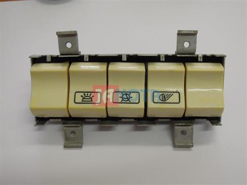 Kolébkový vypínač - sada TATRA, PV3S, V3S, Spartak, DH112