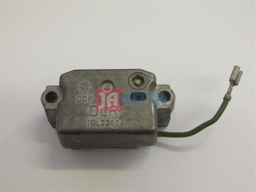 Regulátor alternátoru IFA, Multikára, Multicar, Wartburg, TGL33604, 12V