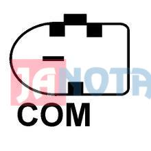Regulátor alternátoru TG11C021, TG11C035, TG11C074, 595385, Mercedes Benz, 238340, 14V