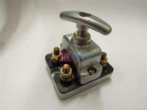 Odpojovač vypínač baterií 24V
