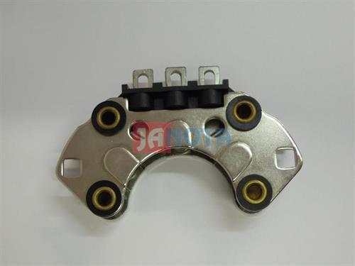 Diodový blok alternátoru A11R1, A12R10, A12R52, A11R4, A12R22, A12R9, A12R45, 131578