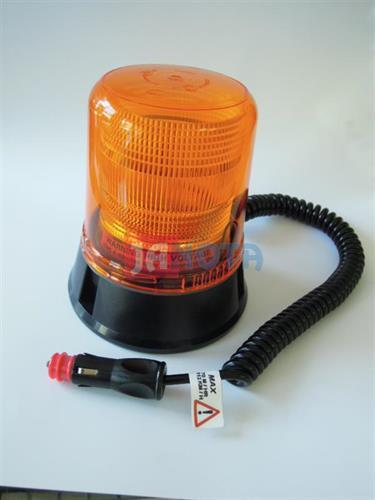 Maják magnetický XENON oranžový 12V - 24V