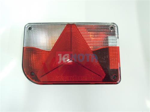 Zadní koncové světlo sdružené s osvělením SPZ - levé