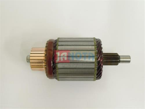 Rotor startéru M1T85781, M1T87081, M1T85981, Nissan, Renault, 12V, 234974