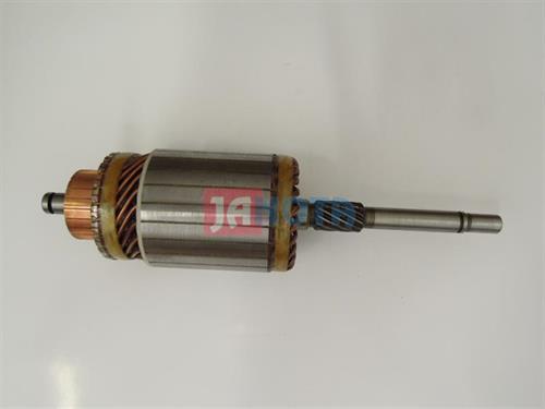 Rotor startéru 63217126, 63217154, 63217410, 63217447, MT71DB, MT74BA, 63217407, MT74L, 131472, 12V