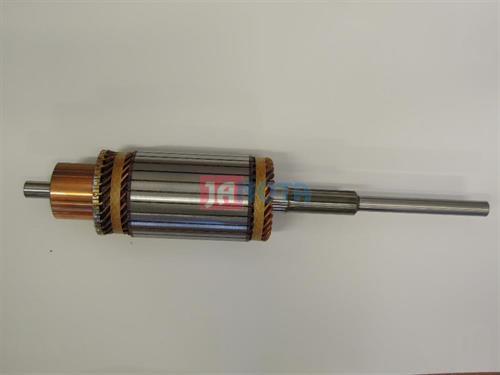 Rotor startéru D13E76, D13E94TE,  D13E110, D13E109, D13E96TE, D13E87TE, D13E110TE, 75914, 24V