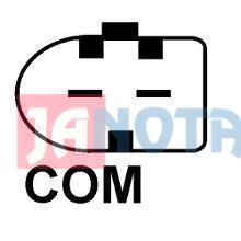 Regulátor alternátoru TG17C010, TG17C048, BMW, 14V