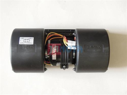 Ventilátor výparníkový radiální SPAL 006-A40-22, 12V / 13,5A