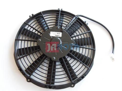 Ventilátor univerzální tlačný 24V, VA09-BP8/C-27S, VA09-BP50/C-27S, VA09-BP12/C-27S, VA09-BP12/C-54S