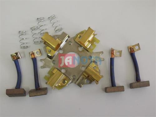 Uhlíky a držák startéru 0001368005, 0001368018, 0001368311, 24V, 131185