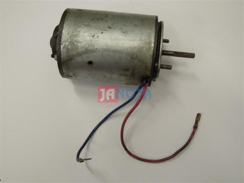 Motorek topení Š100, Š1203, AVIA, 443132090043, 12V / 66W, 4500ot.- použitý