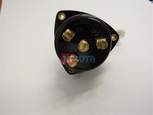 Přepínač blinkrů - směrových světel ZETOR 25 s kontrolkou, 443853019043, 12V/4A