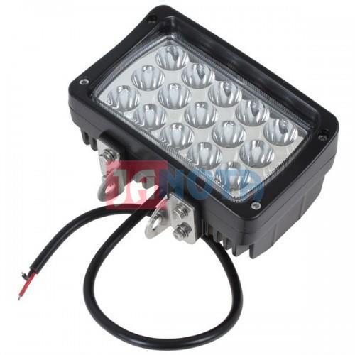 Pracovní světlo panel 15x LED 12V / 24V