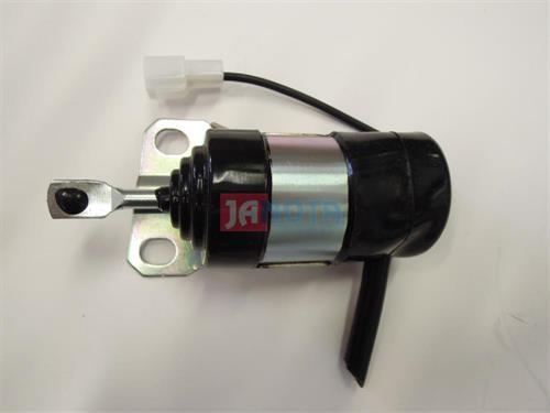 Spínač - cívka vypínaní paliva, stop ventil KUBOTA 12V, 052600-1001, 10130-1002, 15471-60010