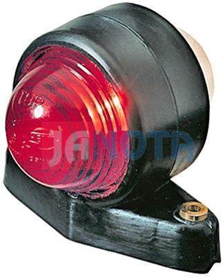 Obrysové poziční  světlo HELLA 2XS955031-001, 2XS 955 031-001, 12V / 24V