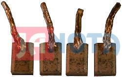 Uhlíky startéru 0001208510, 0001208517, 0001211533, 0001501019, 9000333120, 12V