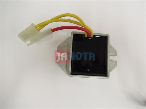 Regulátor - diodový blok 393374, 394890, 691185 Briggs & Stratton, 12V