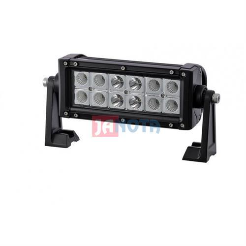 Pracovní světlo panel LED 12 x 3W 273mm
