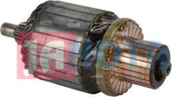 Rotor na startér OPEL, M1T30071, M1T30072, M1T30171, M1T30172, 12V