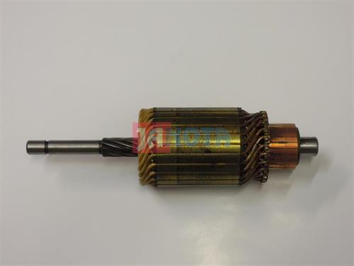 Rotor startéru E25F11001AA, E2BF11001AA, Ford, Mercury, Lincoln, 12V