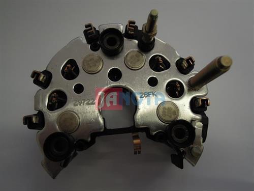 Diodový blok alternátoru 0123110007, 1127319722, 138289, Nissan Micra
