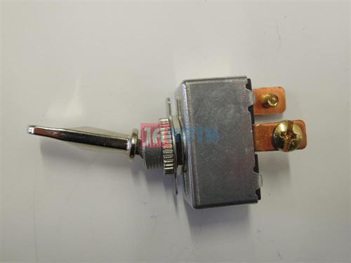 Páčkový vypínač 12V / 50A