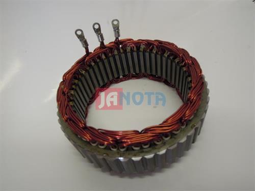 Stator alternátoru 8SC3005V, 8SC3009Z, 8SC3009ZA, 0142000T32S, A962995868, 133064,12V / 24V