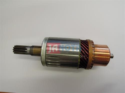 Rotor startéru M2T61272, S13-105, S13-129, S13-81, S13-66, S13-529, S13-66A, S13-101, S13-105A, 132456