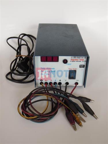 Tester - zkoušečka regulátorů 12V - 28V, použitý